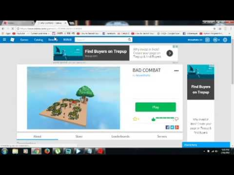 How To Download Roblox Studio And Roblox In Windows 10 8 1 7 Youtube
