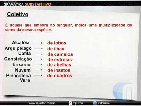 Coletivo - Substantivo #06 from YouTube · Duration:  3 minutes 16 seconds