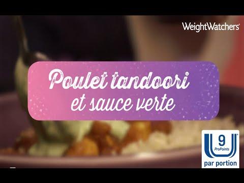 poulet-tandoori-et-sauce-verte---recette-weight-watchers