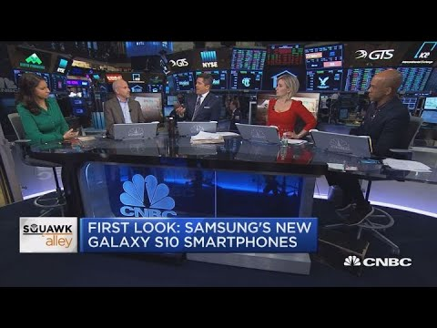 Samsung's Galaxy Fold Doesn't Look Ready, But Might Be The Future: Expert
