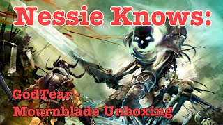 Nessie Knows - Godtear: Mournblade Unboxing