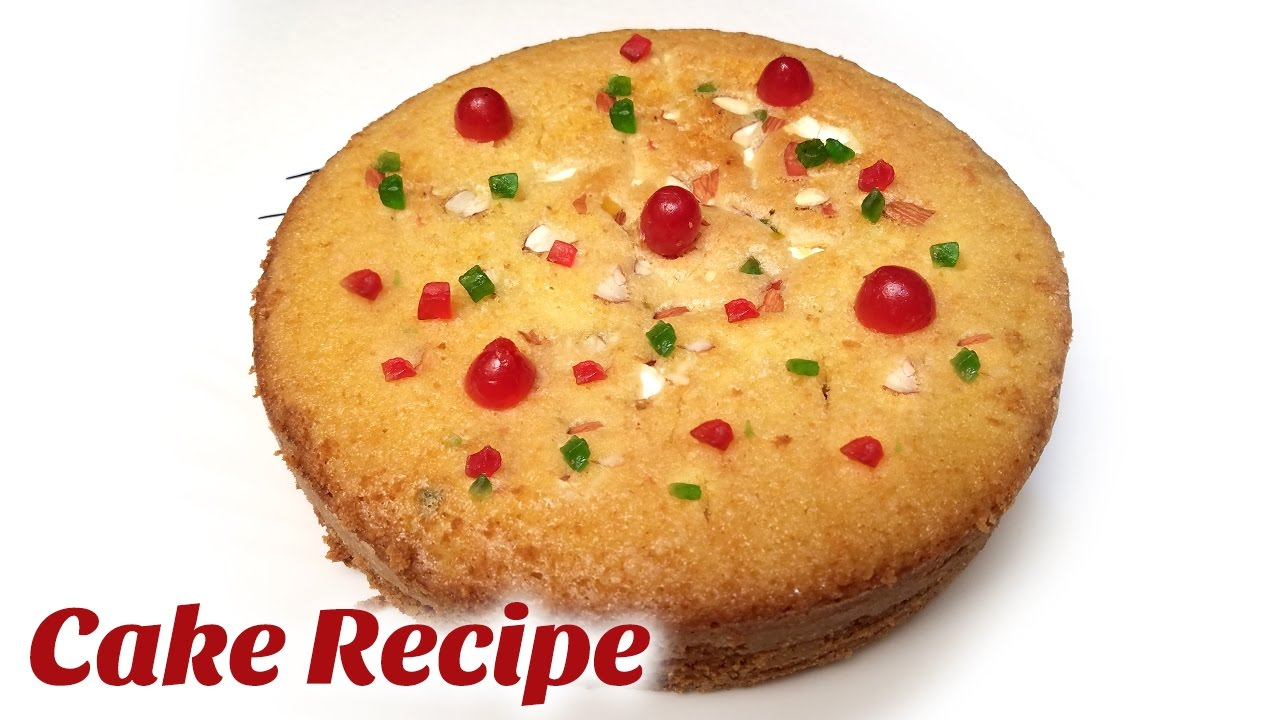 Rava Cake Recipe In Marathi Oven: Khana Khazana Cake Recipes In Marathi