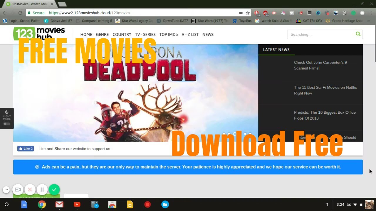 How To Download Free Movies Youtube