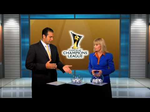 CONCACAF Champions League Quarterfinal Draw