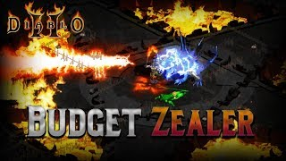 A powerful and budget Paladin Zealer Build Guide - Chaos Sanctuary Clear!! - Diablo 2