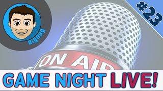 DigDugPlays Game Night Live : Ep 23 : Vamos a jugar Roblox [Live Stream] GNL