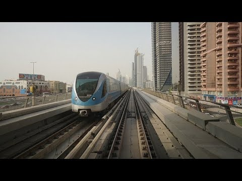 Cab ride: Dubai Metro. UAE Exchange to Rashidiya 01/08/17