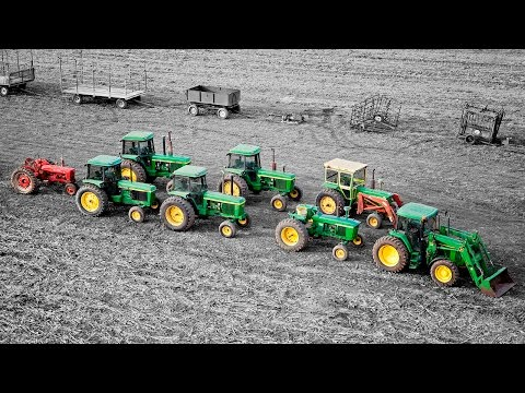 The Tractors - Farm Equipment Sale (2/2)