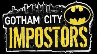Gotham City Impostors ゴッサム・シティ・インポスターズ Gameplay [PS3]