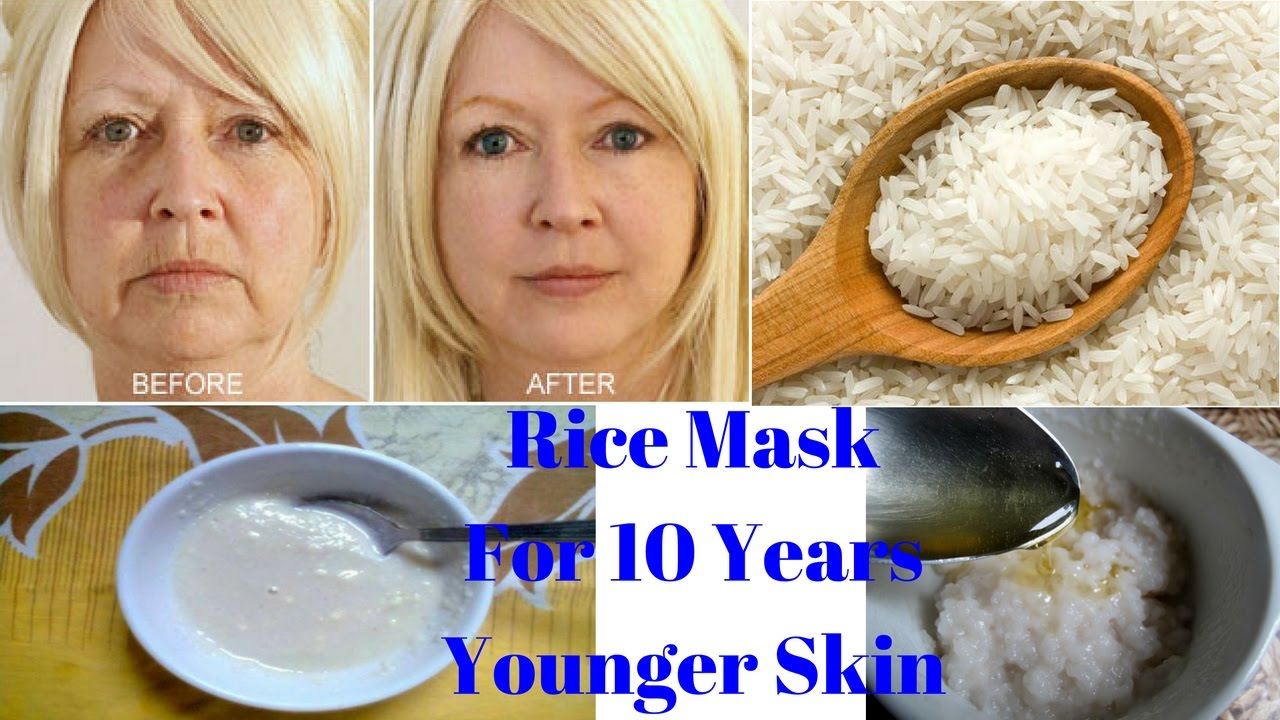 Recipe for facial masks believe, that