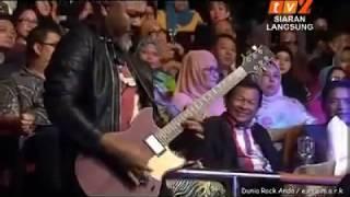 Jamal Abdillah - Gadis Melayu Live Rtm