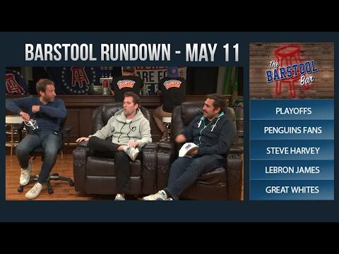 Barstool Rundown - May 11, 2017