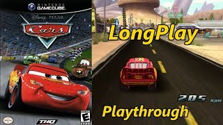 Cars 1 - Longplay Full Game Walkthrough (No Commentary) (Gamecube, Ps2, Xbox)