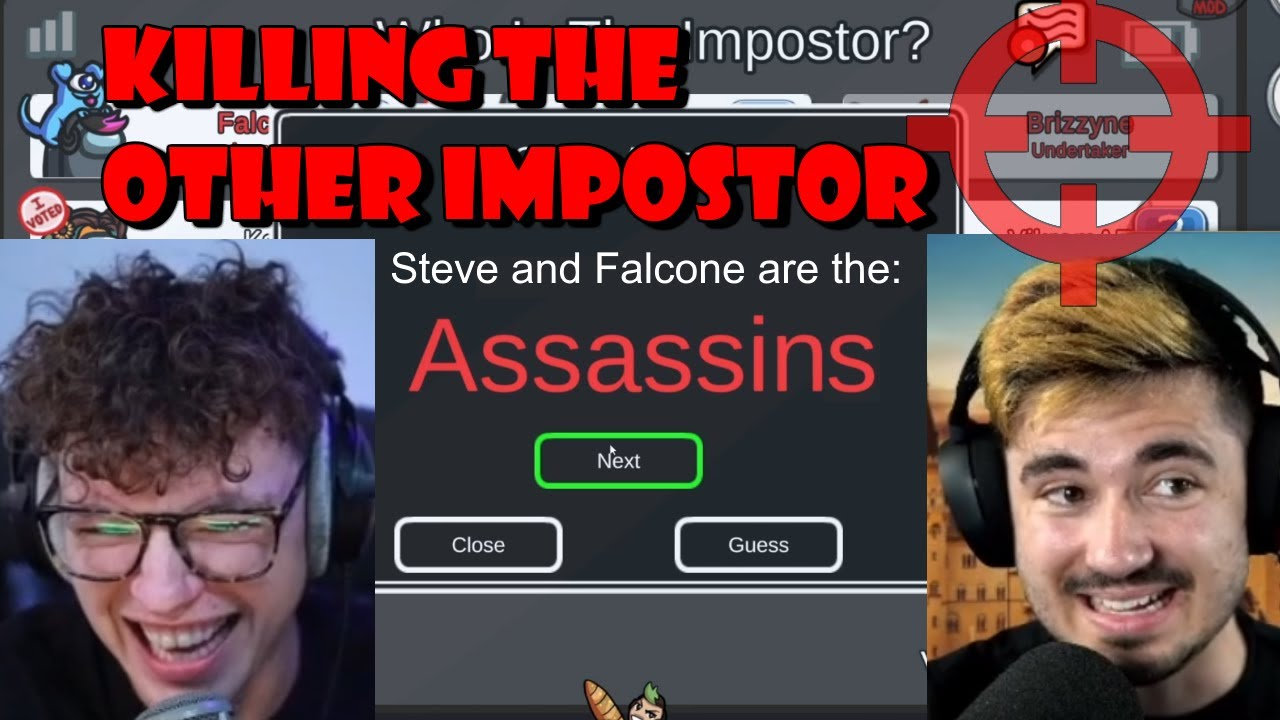 ASSASSINATING YOUR IMPOSTOR PARTNER! Is this the New Meta?