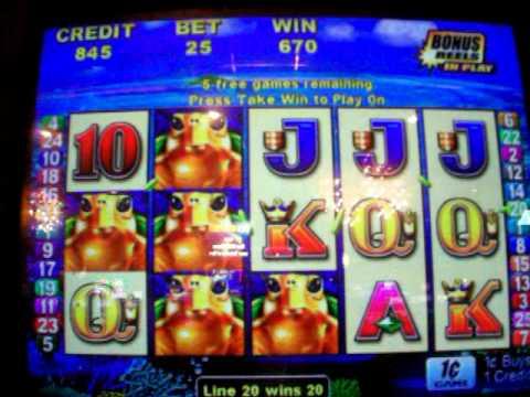 Turtle Treasure Slot Machine Free Play