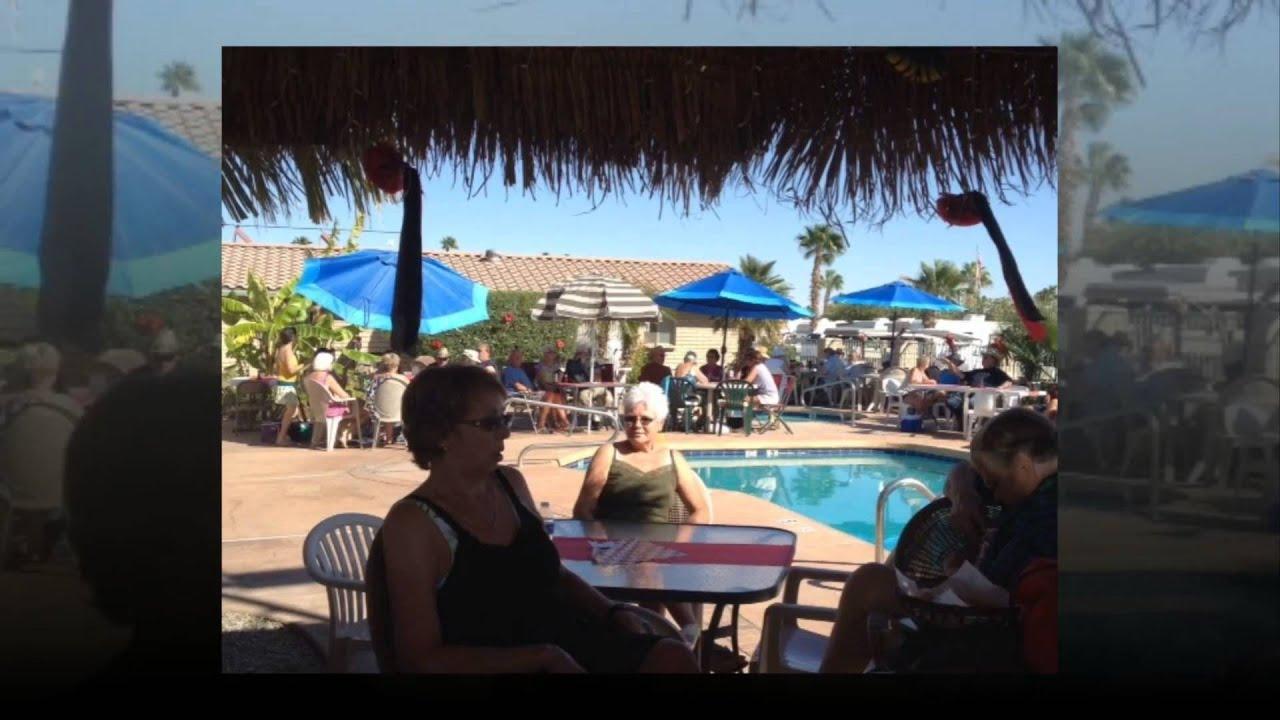 Desert Holiday Rv Resort In Yuma Arizona Youtube