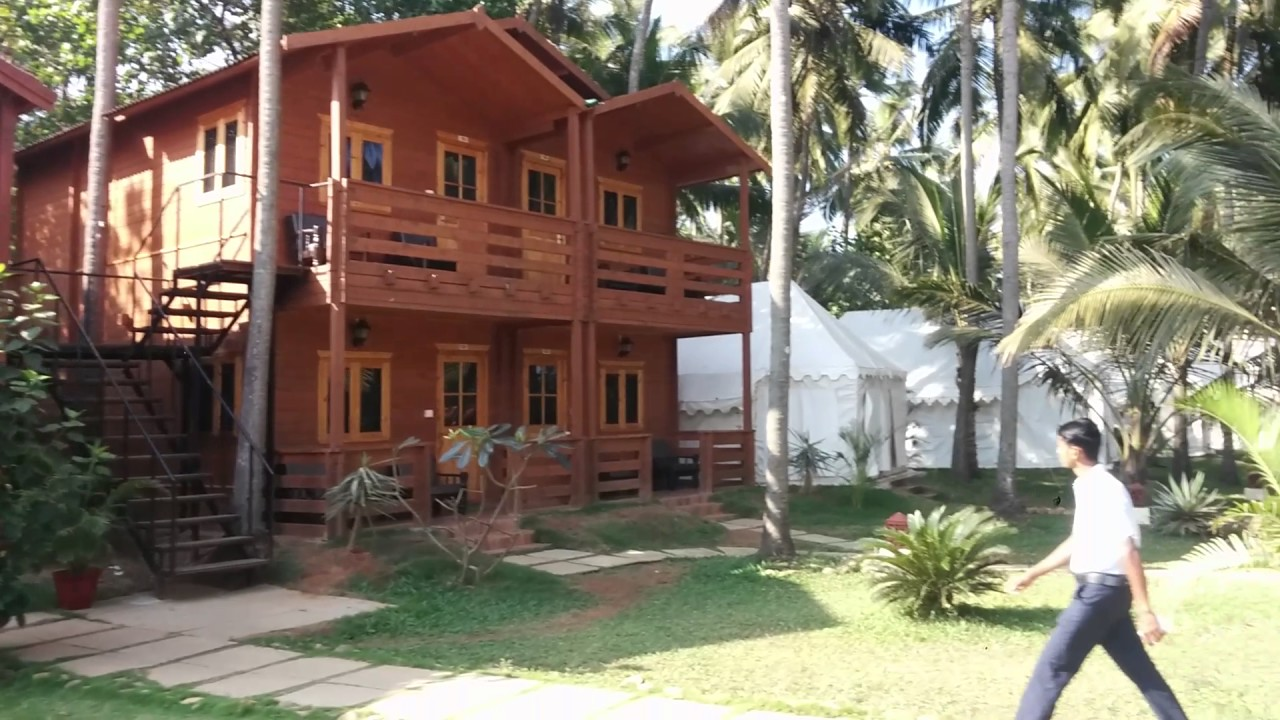 La Cabana Beach Spa Goa