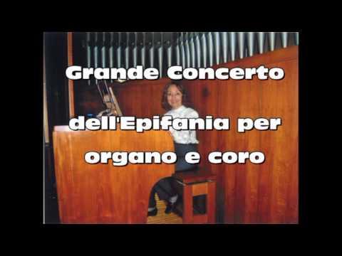 Grande Concerto dell'Epifania per organo e coro