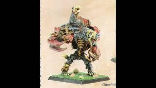 Warhammer Fantasy Lore: Ghoritch