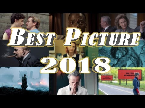 Best Picture Montage | 2018 streaming vf