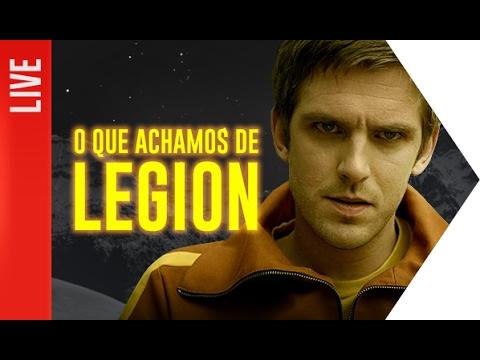 O que achamos de Legion | OmeleTV AO VIVO
