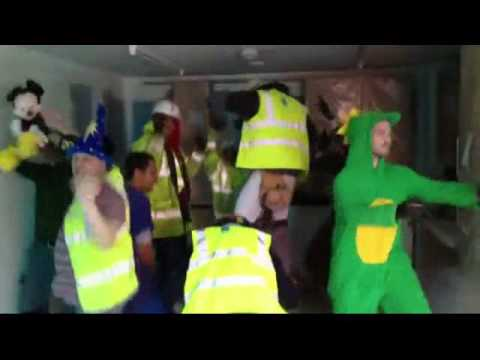 harlem shake 21st century plumbers and electricians