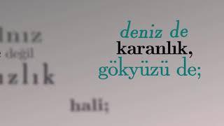 Orhan Veli KANIK ''Ölüme Yakın Şiiri ''