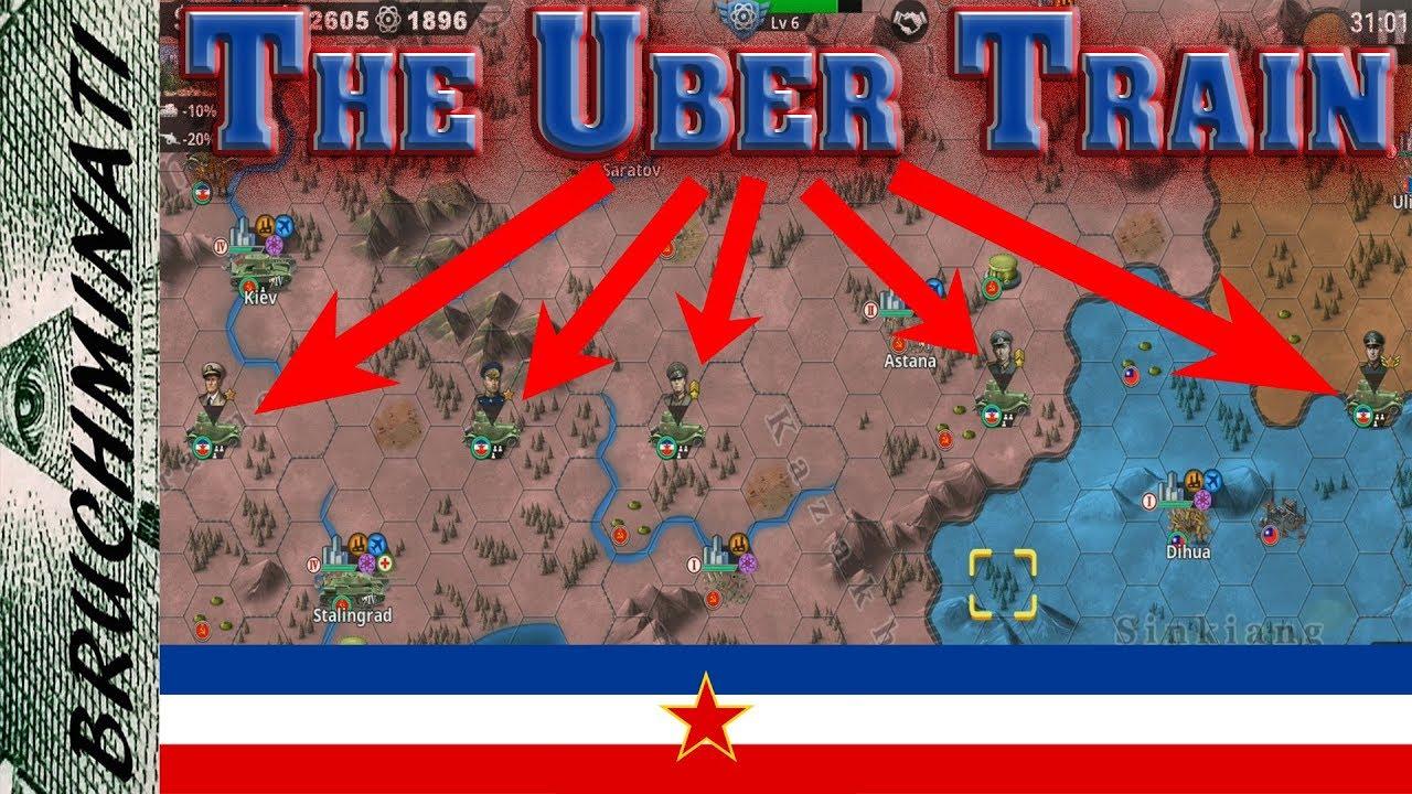 World Conqueror 4 | Yugoslavia 1939 #2