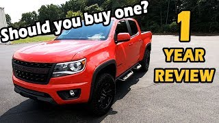 2019 Chevrolet Colorado ***ACTUAL OWNER'S REVIEW*** | Truck Central