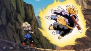 Dragon Ball Kai - Android 18 Vs Vegeta - Roxette - Do You Get Excited .wmv
