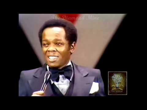 "Lou Rawls Infamous Coughing Fit LIVE! 1977 On ""You'll Never Find Another Love Like Mine"""