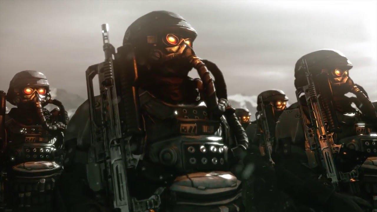 Killzone 3 Cinematic Intro Youtube