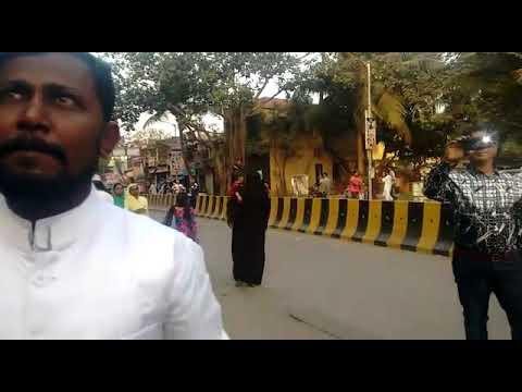 Rashtriya Janta Dal Mumbai Pradesh eid mildun Nabi