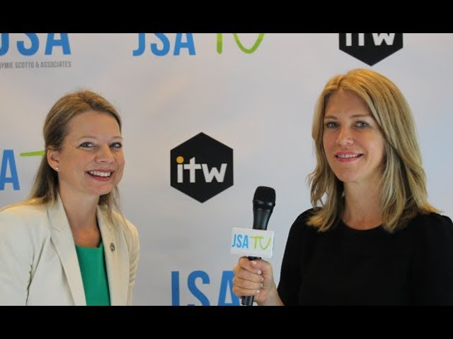 ITW 2019: eStruxture Data Center's Newest Executive, Jaime Leverton, Shares Vision for Growth
