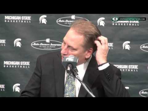 Michigan State 74 Maryland 65: Tom Izzo