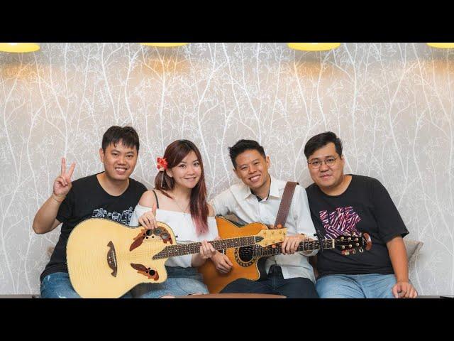 Moana - How Far I'll Go (phebe0514 feat. Jan Wong) live acoustic cover