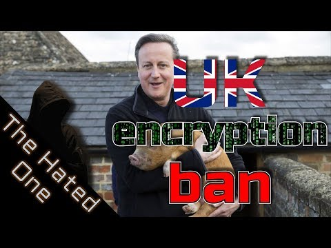UK government wants to protect your children by banning their privacy - UK ban on encryption