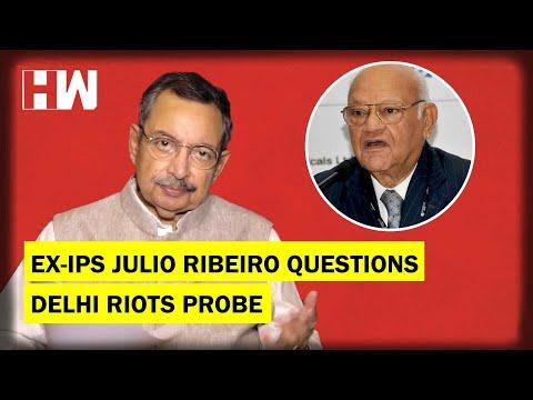 The Vinod Dua Show Ep 351: Ex-IPS Julio Ribeiro questions Delhi riots probe