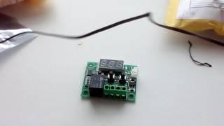 Терморегулятор и блок питания 12V(Распаковка посылок из Китая. Термостат и блок питания на 12 вольт., 2016-12-04T13:42:03.000Z)