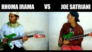 RHOMA IRAMA VS JOE SATRIANI