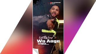 Raftaar - damn full screen WhatsApp status video 2020🔥 new rap mp3 ringtone | raftaar rap status☝️