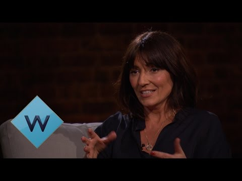 Davina McCall Talks About Her Childhood | John Bishop In Conversation With | W