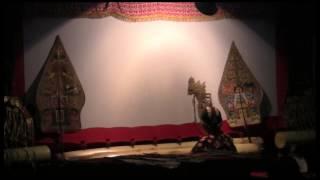 Wayang Kulit - Indonesian Shadow Puppets