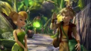 Tinkerbell Hadas al Rescate - Campamento de Hadas - Walt Disney Studios Oficial
