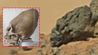 Scientists Couldn't Believe Their Eyes After Finding This On Mars... thumbnail