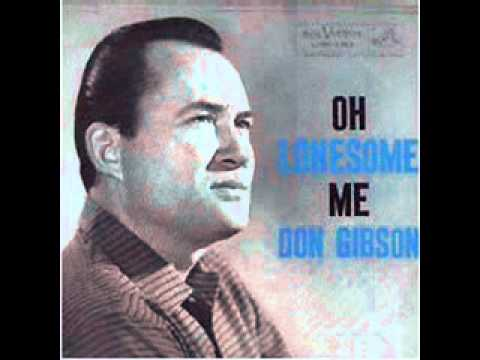 Don Gibson - I Can't Stop Loving You (1958)