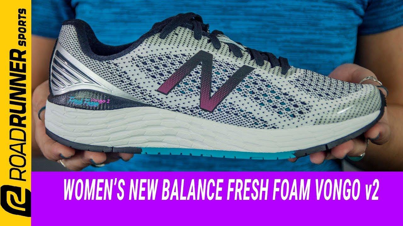 525e650bfc4 Women's New Balance Fresh Foam Vongo v2 | Fit Expert Review