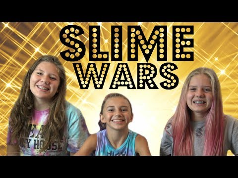 Slime Wars: Blinfolded Edition with special guest Kayla Davis || Taylor and Vanessa