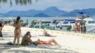 Poda Island Krabi Thailand