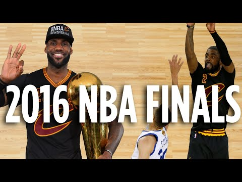 2016 NBA Finals: Cavaliers Vs. Warriors In 13 Minutes | NBA Highlights